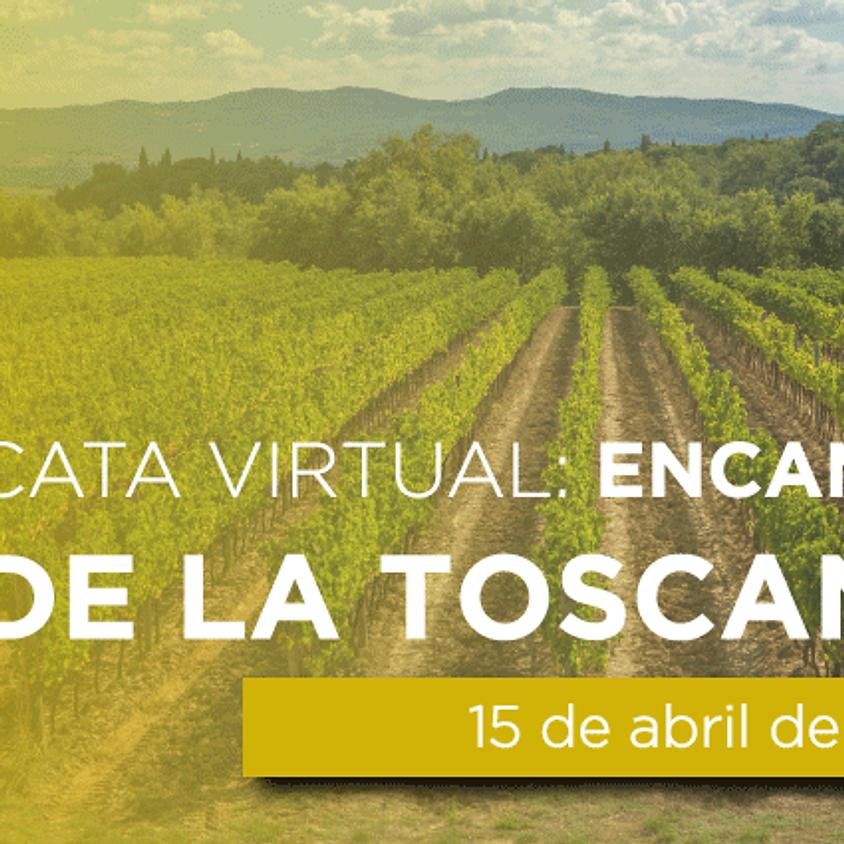 """Cata virtual: """"Encanto de la Toscana"""""""
