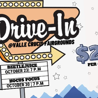Halloween Drive-in Fundraiser for Hunger and Health Coalition