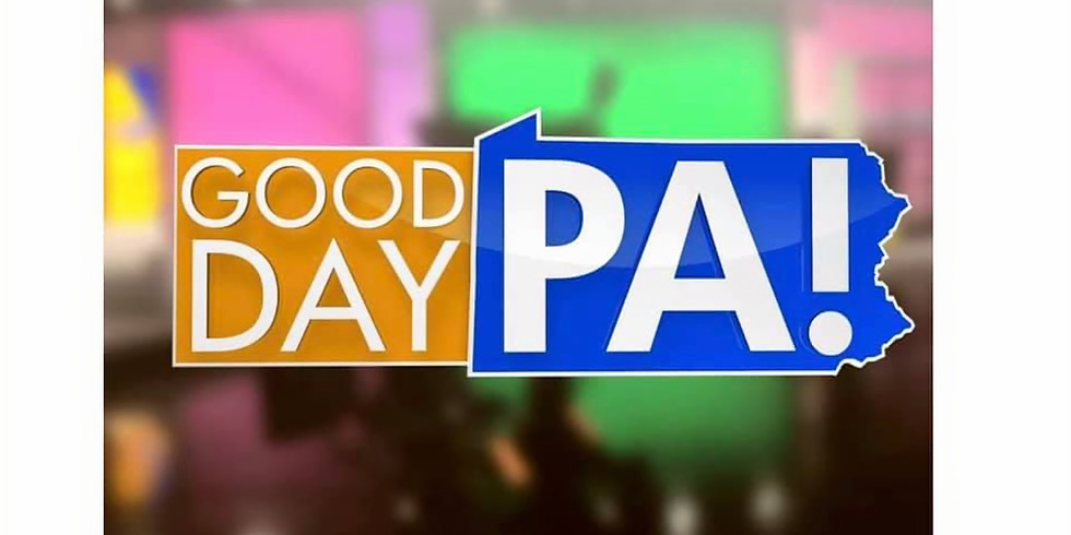 Television Performance on Good Day PA