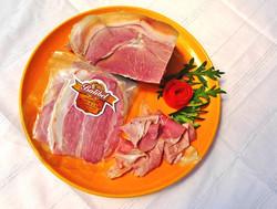 Jambon cuit à l'os