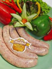 Pork Grill Sausage 'plain'