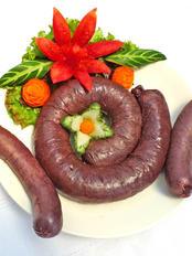 Blood Sausage - Black Pudding