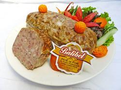 Pâté de foie de porc (forestier)