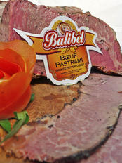 Pastrami - smoked peppered beef