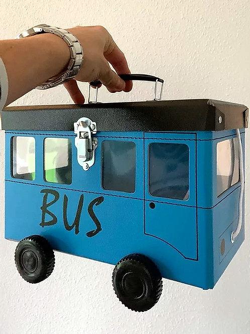 kufřík na kolečkách autobus SKLADEM