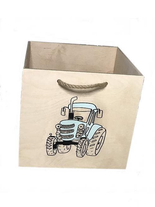 dopravní prostředky kostka -  kontury, (box) do kallax, eket a menší