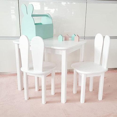 Set stoleček a 2 židličky (více variant)