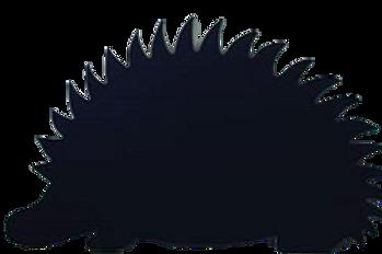 tabule ježek
