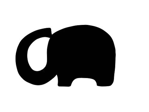 tabule slon