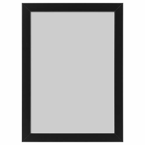 rámeček 21x30 A4 černý