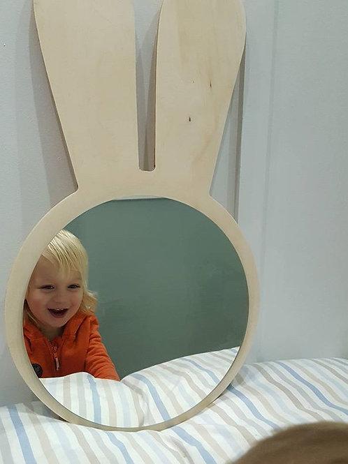 Zrcadlo bunny
