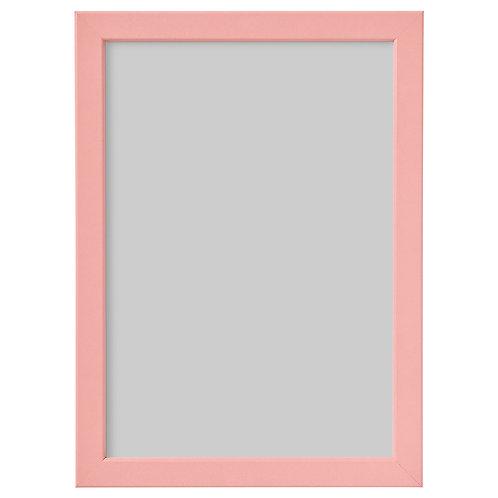 rámeček 21x30 A4 růžový