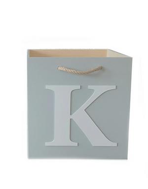 písmenková kostka s výřezem, (box) do kallax, eket a menší atypy