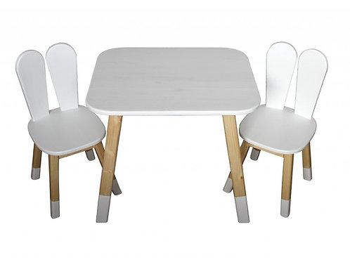 set stoleček a 2 židličky - více variant