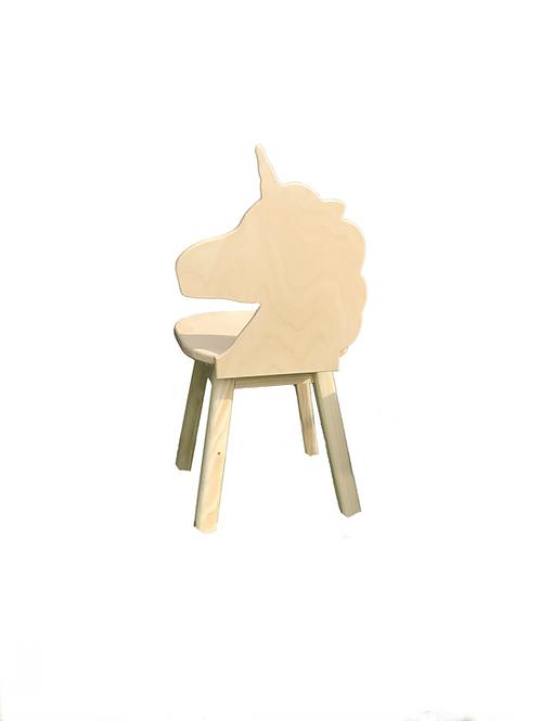 židlička jednorožec