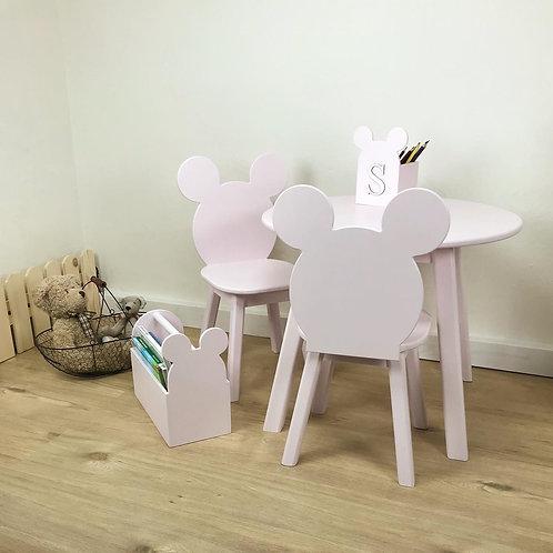 židlička myška