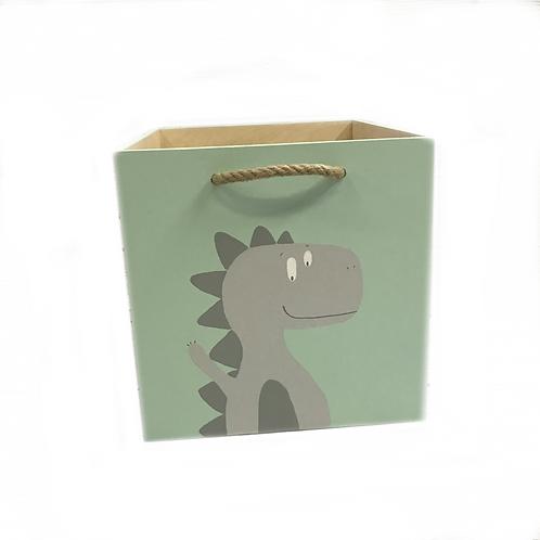 plnobarevná malba kostka  (box) do kallax, eket a menší