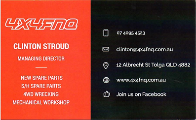 4X4-FNQ-Spare-Parts-Suspension-Queenslan