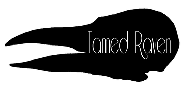 Tamed Raven logo