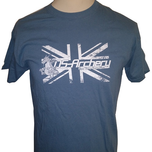 DS-Archery Union Jack T-Shirt