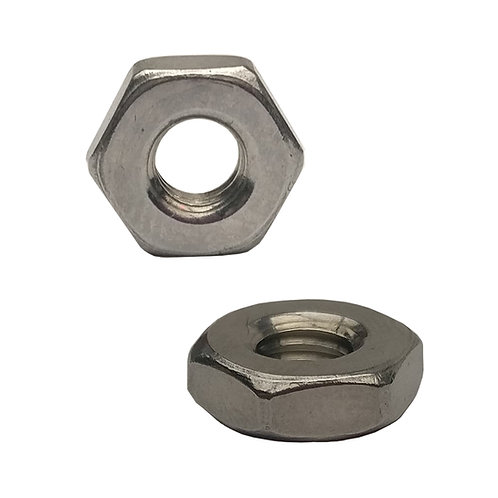 Scope Hex Nuts - Thin