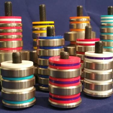 Coloured Washers