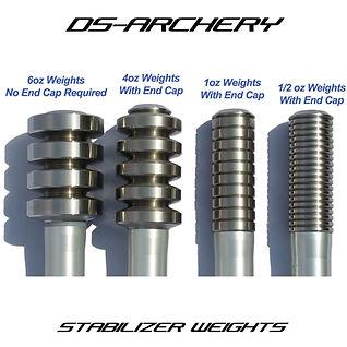 DS-Archery Weight Range