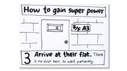 How to gain super power
