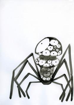 The existentialist spider