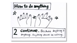 How to do anything