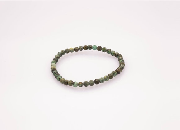 African Turquoise Bead Bracelets