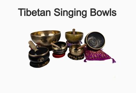 Buy Tibetan Singing Bowls