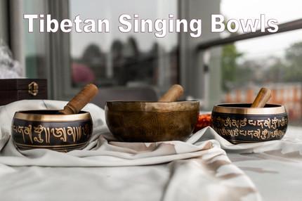 Buy Tibetan Singing Bowls   Evolve Yourself UK