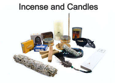 Buy Incense and candles