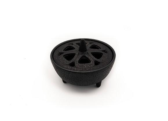 Cast Iron Incense Bowl