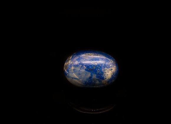Lapis Lazuli Polished Palmstone