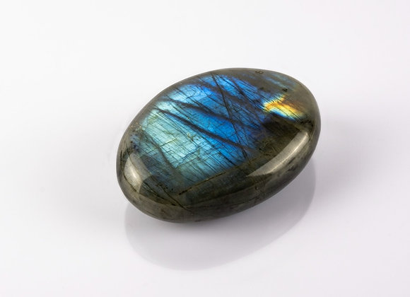 High Quality Labradorite Palm Stone