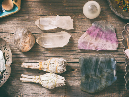 How to care of your crystals