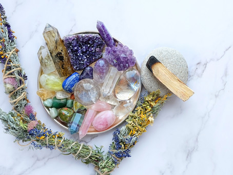 Creating your smudging ceremony