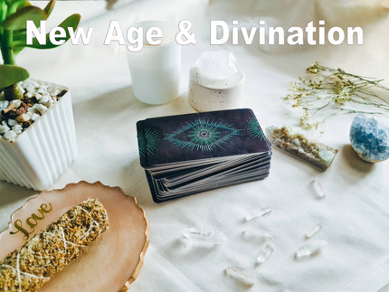 Buy New Age & Divination   Evolve Yourself UK