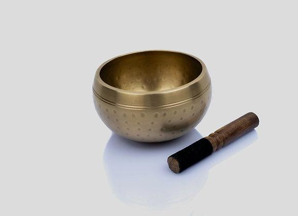 Tibetan Hammered Singing Bowls