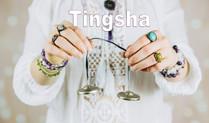 Buy Brass Tingsha   Evolve Yourself UK