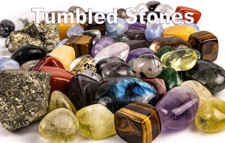 Buy Healing Tumbled Stones   Evolve Yourself UK