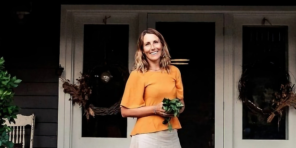 Jade Miles 'Future Steading' Book Launch and Mini Spring Market