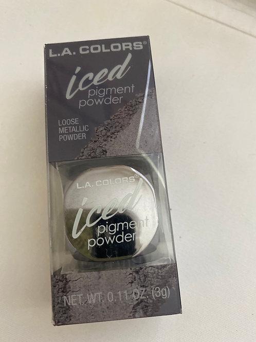 Iced Foiled Metallic Eyeshadow Powder