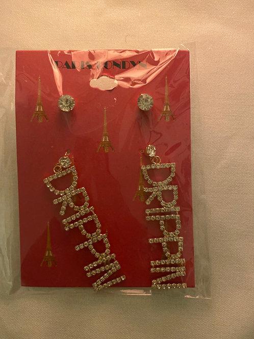Drippin-Earrings