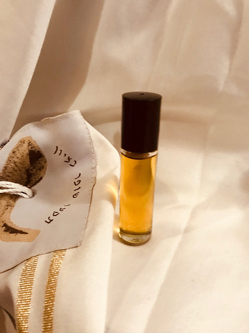 Anointing Blessed Oil- Frankincense & Myrrh