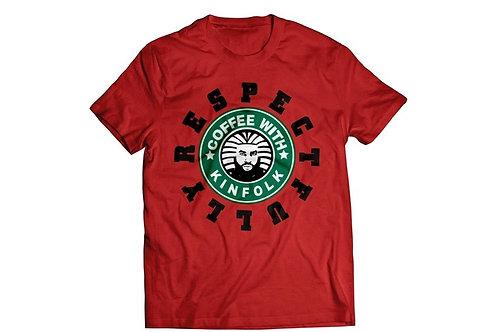 Respectfully   CWK Tshirt