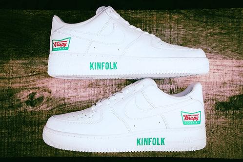 Custom Krispy Kicks