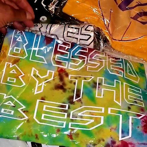 #BlessedByTheBest  SoulDye Unixsex Tee